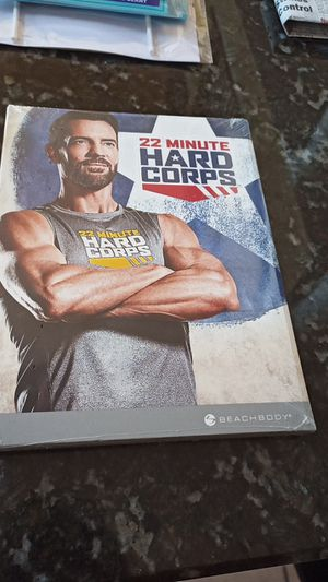 Beachbody Fitness 22 Minute Hardcorps for Sale in Williamstown, NJ