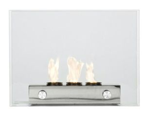 Modern Indoor/outdoor fireplace for Sale in Washington, DC