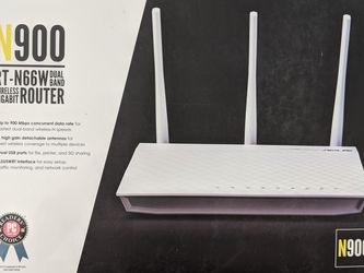 Asus N900 Router for Sale in Irvine,  CA
