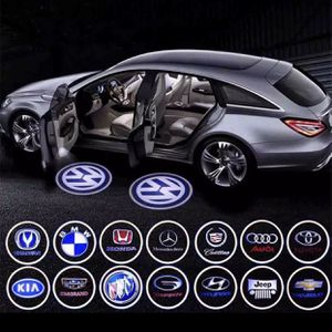 2 Pieces Car Door 🔥HD🔥 Lights Logo Projector,Wireless Car Door Logo Led Lights Shadow.all long on the pictures are available 🔥$19🔥for 2pcs for Sale in Anaheim, CA