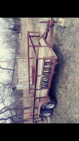 16' trailer for Sale in Owasso, OK