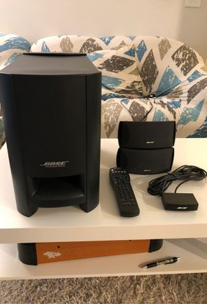 Bose cinemate series 1 for Sale in Frederick, MD