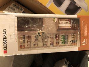 Closet maid 18 inch organizer for Sale in Fowler, CA