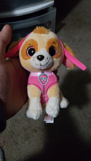 Paw patrol Beanie Baby Skye for Sale in Manassas, VA