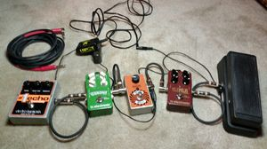 Complete guitar effects for Sale in Bowie, MD