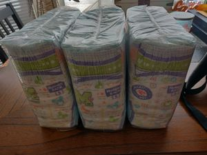 Huggies little movers size 5 for Sale in McKinney, TX