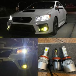 Automotive Headlight Leds Luces Led for Sale in Ontario,  CA
