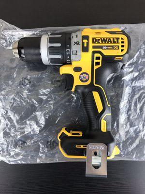 Dewalt XR 20V Hammer Drill DCD796 TOOL ONLY $70 for Sale in Davis, CA