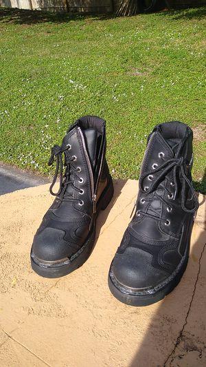 Men's boots size 9 Harley-Davidson for Sale in Boynton Beach, FL