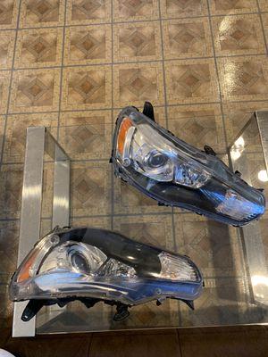 mitsubishi evolution 10 headlights for Sale in Inglewood, CA