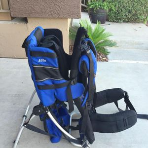 Kelty Elite kids baby backpack hiking carrier for Sale in Guadalupe, AZ