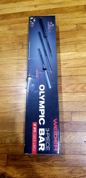 NEW cupWeider Olympic Bar/ Barbell for Sale in La Verne, CA