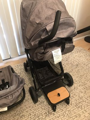 Sibby Travel System With Car Seat for Sale in Phoenix, AZ