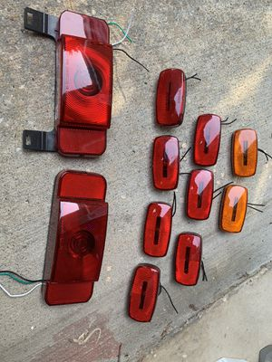 Optronics RV/ trailer Lights for Sale in Virginia Beach, VA