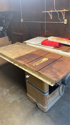 Industrial table saws for Sale in La Puente, CA