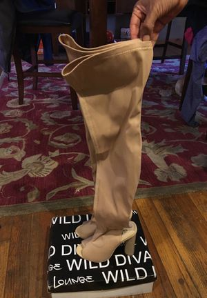 Thigh high boot for Sale in St. Louis, MO
