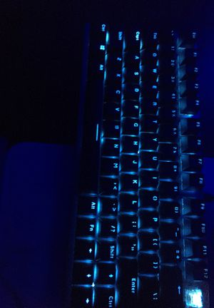 Gaming keyboard for Sale in Easton, MD