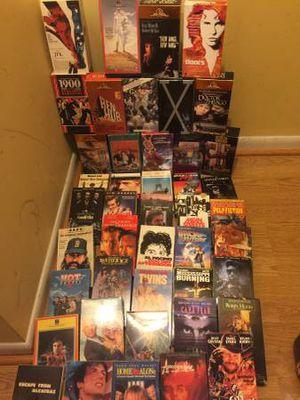 VHS Tapes for Sale in Arlington, VA