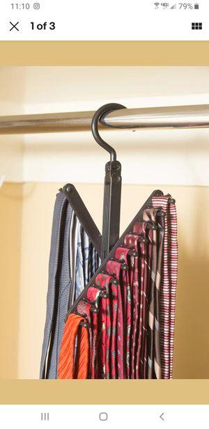 Swivel tie/belt closet hanger for Sale in Upland, CA