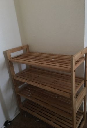 Weight Rack Or Shoe Shelf for Sale in Chula Vista, CA
