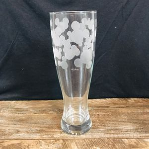 Disney Frosted Mickey Mouse Silhouettes 12oz Glasses for Sale in Stone Mountain, GA