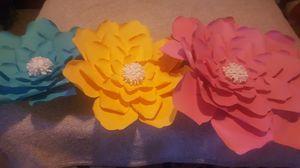 Flores de papel for Sale in Merced, CA