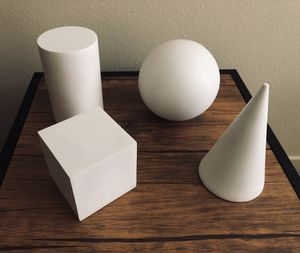 Art Student Visual Molds - Foundation Shapes for Sale in Seattle, WA