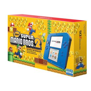 Brand New Nintendo 2DS Electric Blue for Sale