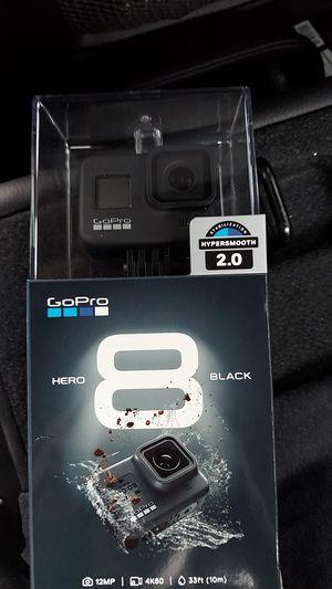 !!!!**BRAND NEW**!!!!Go Pro Hero 8 Black for Sale in Kent, WA