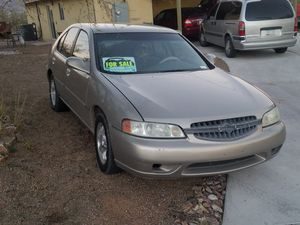 2001 Nissan Altima 166k for Sale in Tucson, AZ