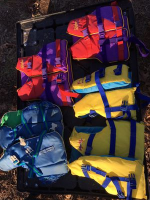 Life jackets for Sale in Oklahoma City, OK