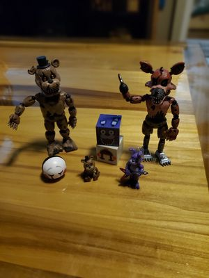 Five nights at freddy's for Sale in Madison Heights, VA