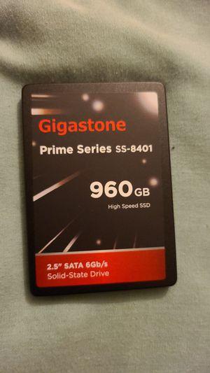 GIGASTONE PRIME 960GB high speed ssd for Sale in Stockton, CA