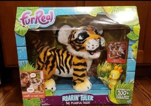 NEW FurReal Friend Interactive Roaring Tyler Tiger for Sale in Woodinville, WA