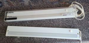 2 Ikea Grundtal countertop lights for Sale in Fontana, CA