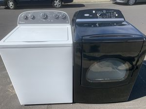 Exxtrra large washer and dryer! Delivery available for Sale in Benicia, CA