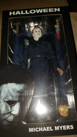 """Neca Halloween Michael Myers 8"""" for Sale in Chicago, IL"""