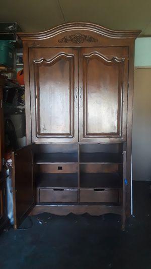 antique armoire for Sale in Pomona, CA