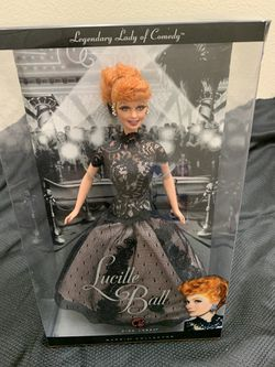 Lucille Ball I Love Lucy Barbie Collector for Sale in Westley,  CA