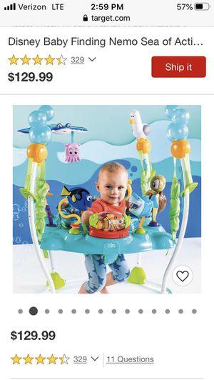 Disney Baby Finding Nemo Sea of Activities for Sale in Pflugerville, TX
