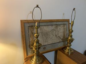 Brass Lamps for Sale in Washington, DC