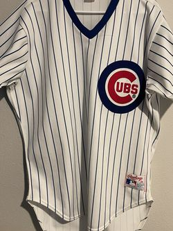 Vintage Rawlings Chicago Cubs MLB Jersey Size 44 for Sale in Portland,  OR