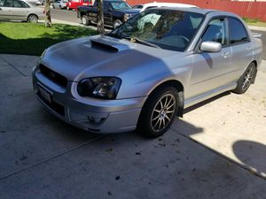 Subaru wrx for Sale in Lodi, CA