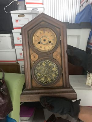 Antique clock from 1800s for Sale in Pompano Beach, FL