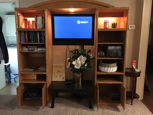 Entertainment Center for Sale in Willis, TX