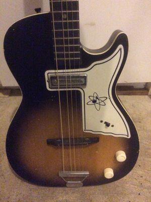 Harmony Stratotone guitar for Sale in Tacoma, WA
