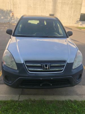 Honda crv 2005 for Sale in Detroit, MI