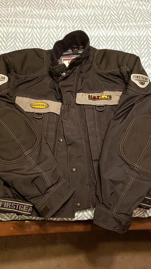 Firstgear motorcycle jacket for Sale in Dillsburg, PA