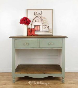 Antique Washstand converted into storage for Sale in Maxwell, TX