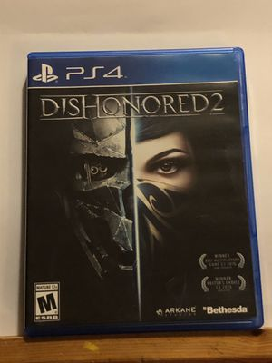 Dishonored 2 (PS4) for Sale in Seaford, NY